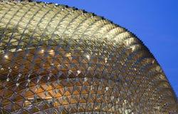 esplanade singapore здания Стоковая Фотография