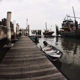 Esplanade Tanjung API Στοκ Εικόνα