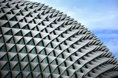 Esplanade – Theatres on the Bay Stock Images
