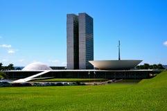 Esplanade von Ministerien Lizenzfreies Stockbild
