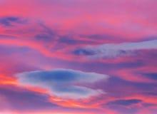 Esplendor da nuvem Foto de Stock Royalty Free