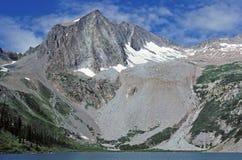 Esplendor de la montaña fotografía de archivo