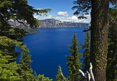 Esplendor del lago crater imagen de archivo