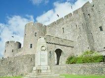Esplendor do castelo Imagem de Stock Royalty Free