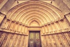 Esplendor espanhol arquitetónico foto de stock