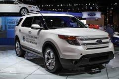 Esploratore 2011 del Ford Fotografia Stock