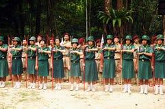 Esploratori tailandesi Immagine Stock Libera da Diritti