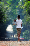 Esploratori tailandesi Fotografie Stock Libere da Diritti