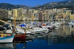 Esplorazione del Principato di Monaco Immagine Stock Libera da Diritti