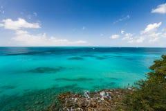 Esplorazioni dell'Antigua Fotografia Stock Libera da Diritti