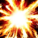 Esplosione Fotografie Stock