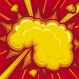 Esplosione Immagini Stock Libere da Diritti