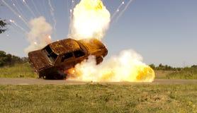 Esplosione Fotografia Stock Libera da Diritti