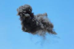 Esplosione Fotografie Stock Libere da Diritti