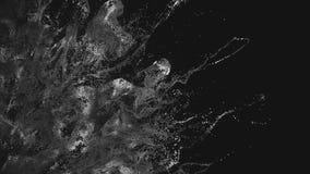 esplosione della particella dell'estratto 4K stock footage