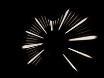 Esplosione di tempo Fotografie Stock
