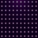 Esplosione leggera d'ardore bianca di scoppio con trasparente L'illustrazione di vettore per la decorazione fresca di effetto con Fotografie Stock Libere da Diritti