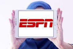 Espn logo Fotografia Stock