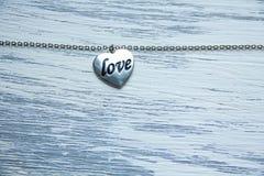 Espoir et amour de coeur Images stock