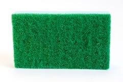 Esponja azul Imagen de archivo libre de regalías