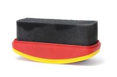 Esponja del zapato Imagen de archivo