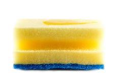 Esponja para pratos de lavagem Imagem de Stock