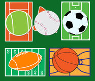 Esporte Imagens de Stock Royalty Free