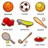 esporte ilustração royalty free