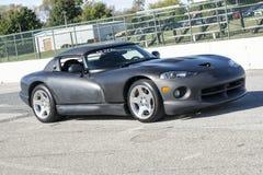 Esporte car Imagens de Stock Royalty Free