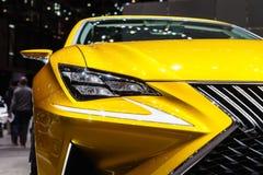 Esporte car Fotografia de Stock