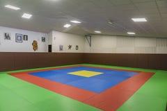 Esporte da arte marcial do Dojo imagens de stock