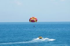 Esporte de água Fotografia de Stock Royalty Free
