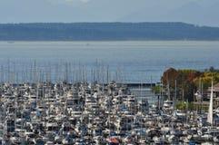 Esporte de barco de Alaska imagens de stock royalty free