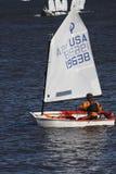 Esporte de barco do prazer Imagens de Stock