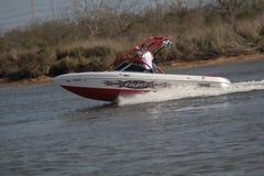 Esporte de barco do prazer Foto de Stock