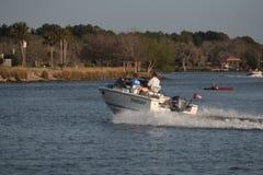 Esporte de barco do prazer Imagem de Stock Royalty Free