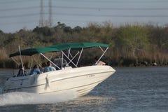 Esporte de barco do prazer Fotografia de Stock Royalty Free