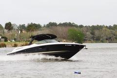 Esporte de barco do prazer Foto de Stock Royalty Free