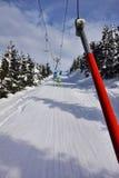 Esporte de inverno Foto de Stock Royalty Free