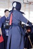 Esporte de Kendo Imagem de Stock Royalty Free