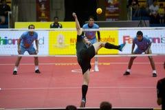 Esporte de Sepaktakrew. Imagem de Stock