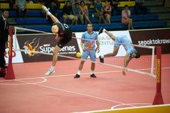 Esporte de Sepaktakrew. Imagem de Stock Royalty Free