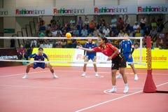 Esporte de Sepaktakrew. Fotos de Stock Royalty Free