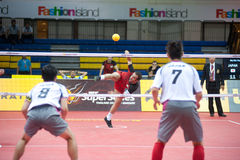 Esporte de Sepaktakrew. Imagens de Stock Royalty Free