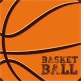 Esporte do basquetebol ilustração do vetor