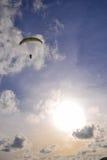 Esporte do extremo do parapente Foto de Stock Royalty Free