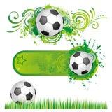 esporte do futebol Foto de Stock