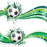 esporte do futebol Fotografia de Stock Royalty Free