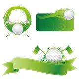 esporte do golfe Foto de Stock Royalty Free