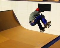 Esporte do skate fotografia de stock